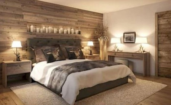 rustic bedroom ideas feature