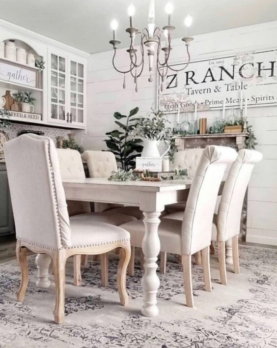 Rustic Dining Room Ideas 5