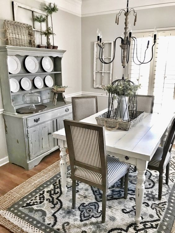 Rustic Dining Room Ideas 6