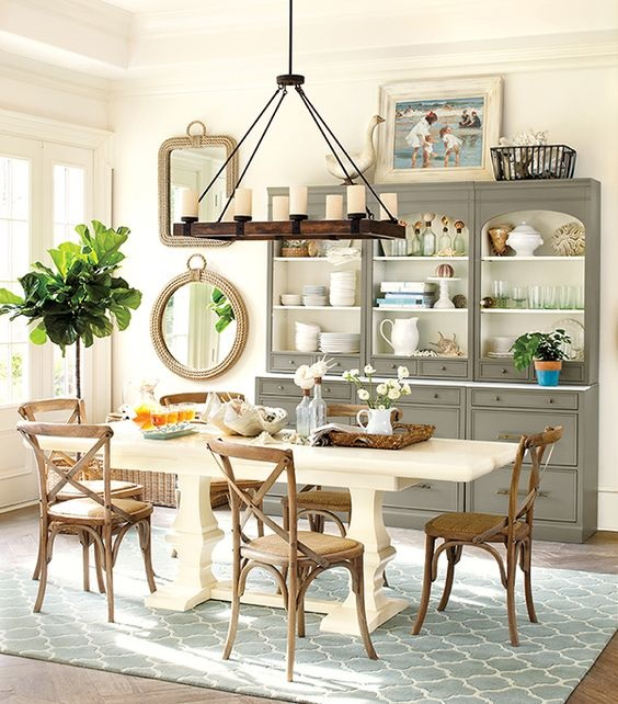 Rustic Dining Room Ideas 8