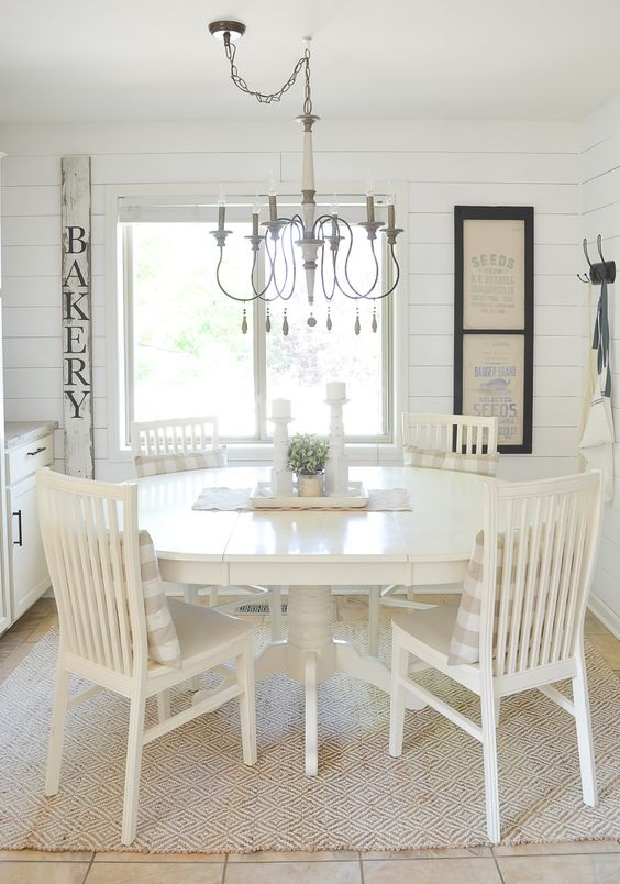 Rustic Dining Room Ideas 12