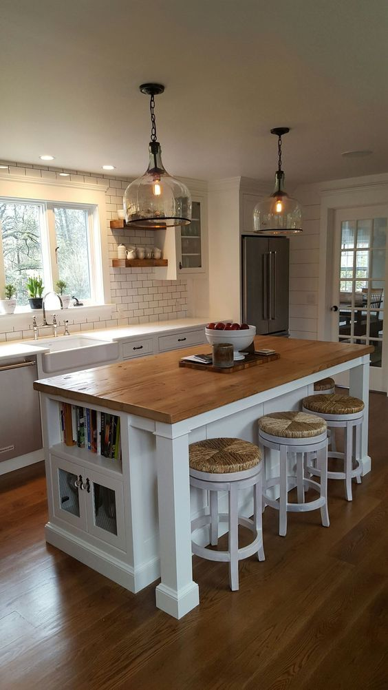 small kitchen island ideas 13