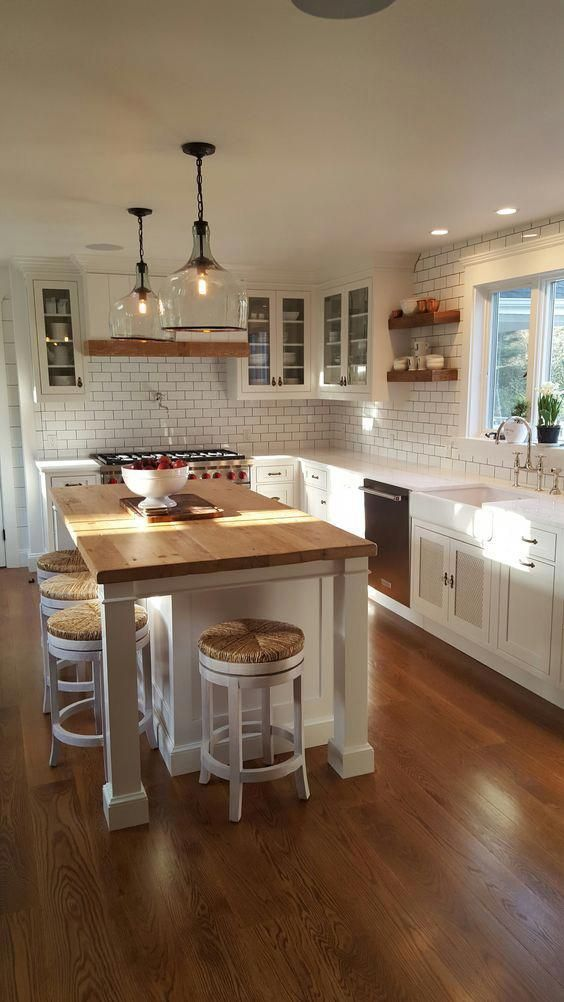 Small Kitchen Island Ideas 20+ Inspiring Designs on a ...