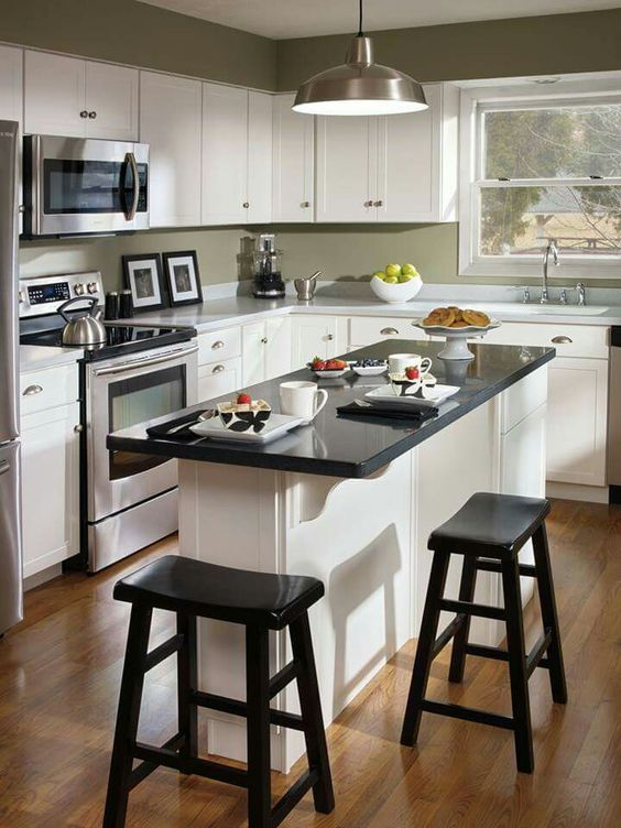 small kitchen island ideas 7