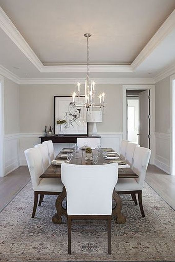 transitional dining room ideas 16