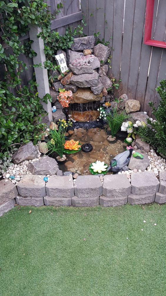 Backyard Landscaping Ideas 13