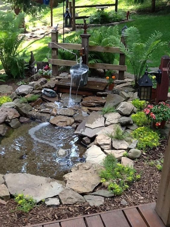 Backyard Landscaping Ideas 14