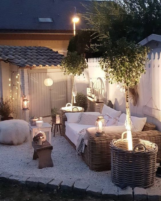 Backyard Patio Ideas 17