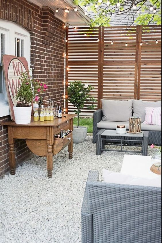 Backyard Patio Ideas: Stylish Cozy Design