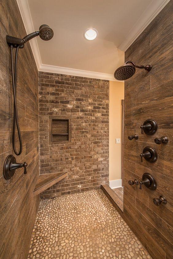 Bathroom Decor Ideas: Enchanting Rustic Style