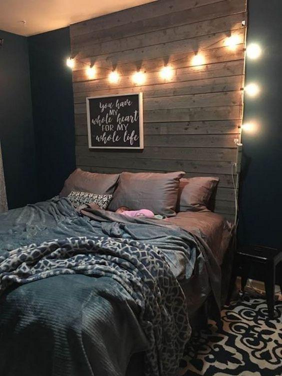 Dark Bedroom Ideas: 21+ Unique Decors with Captivating ...