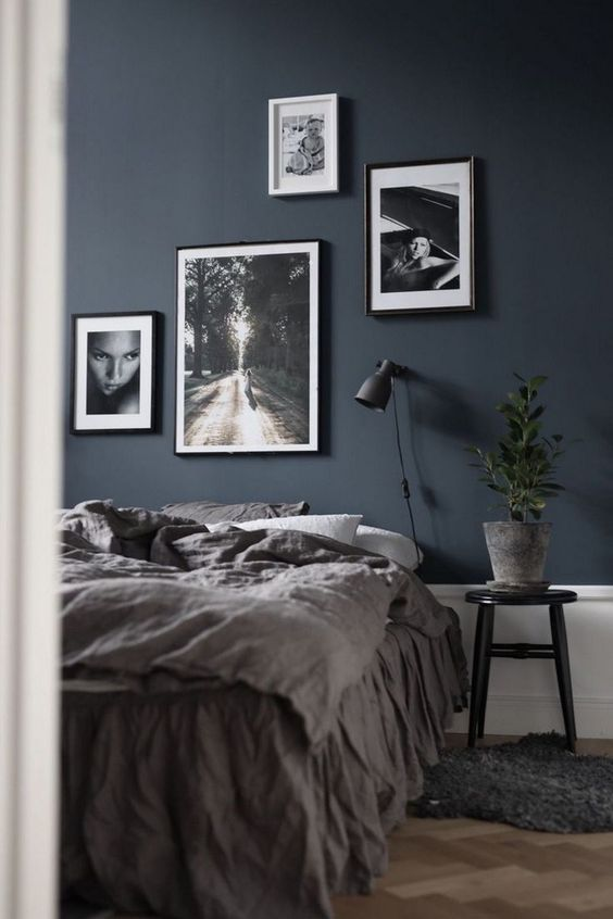 Dark Bedroom 15