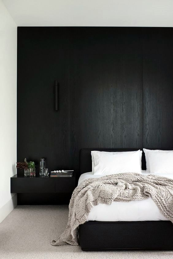 Dark Bedroom 20