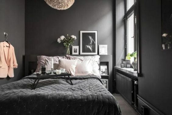 Dark Bedroom 22