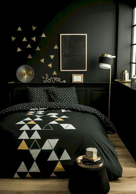 Dark Bedroom Ideas: Boldly Stylish Decor