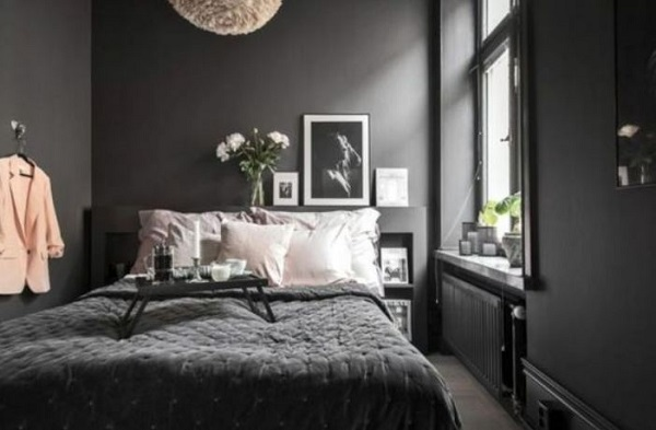 Dark Bedroom feature