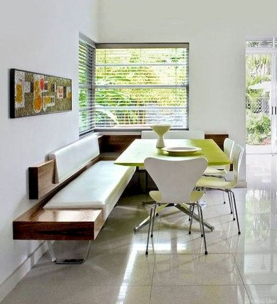 Dining Room Bench: Stunning Contemporary Design