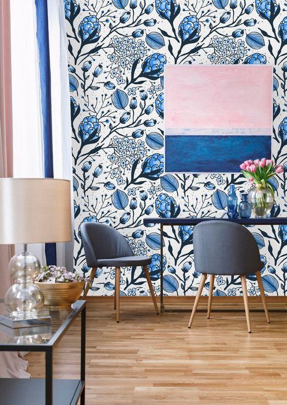 Dining Room Wallpaper Ideas 10