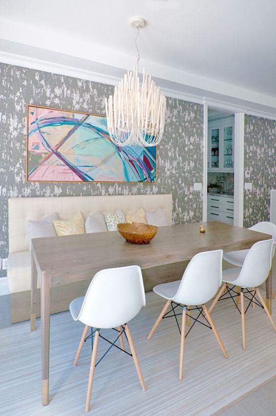 Dining Room Wallpaper Ideas 11