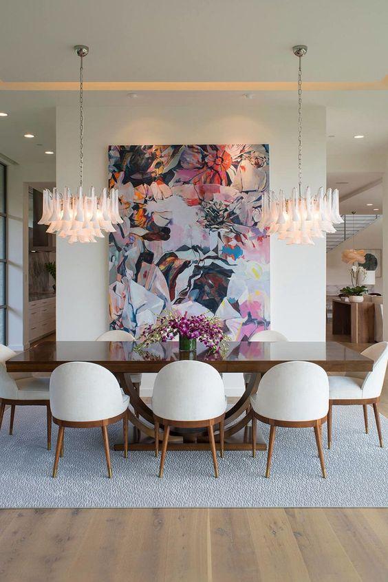 Dining Room Wallpaper Ideas 12