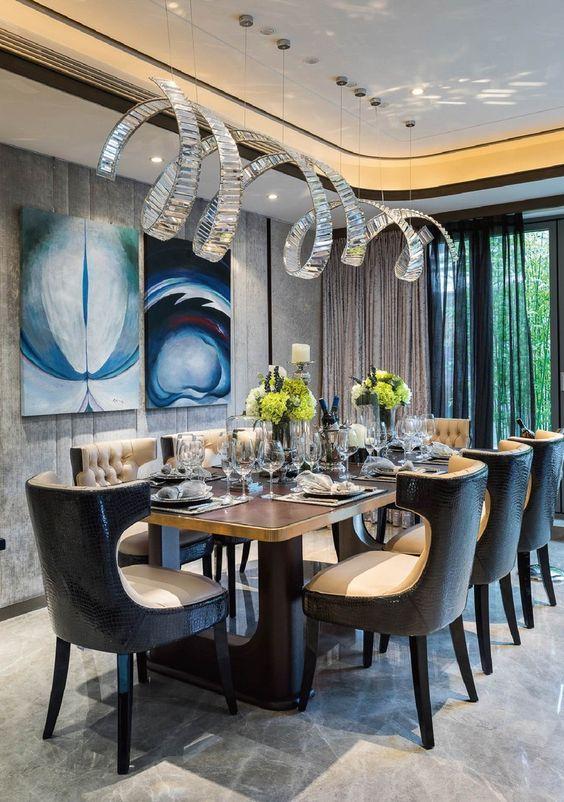 Dining Room Wallpaper Ideas 15