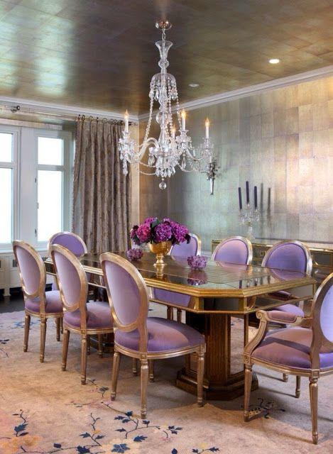Dining Room Wallpaper Ideas 16