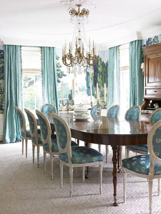 Dining Room Wallpaper Ideas 17