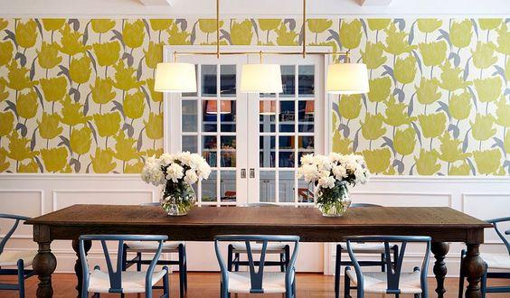 Dining Room Wallpaper Ideas 20