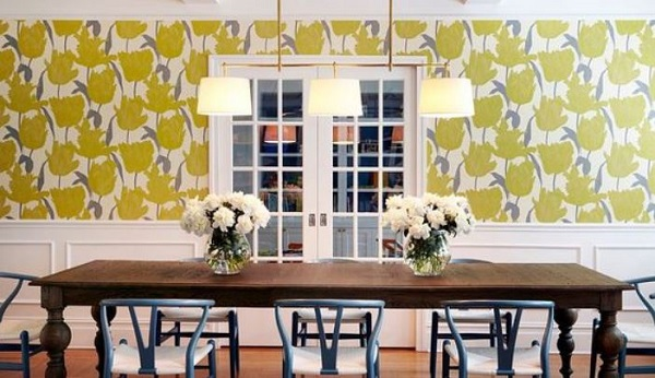 Dining Room Wallpaper Ideas feature