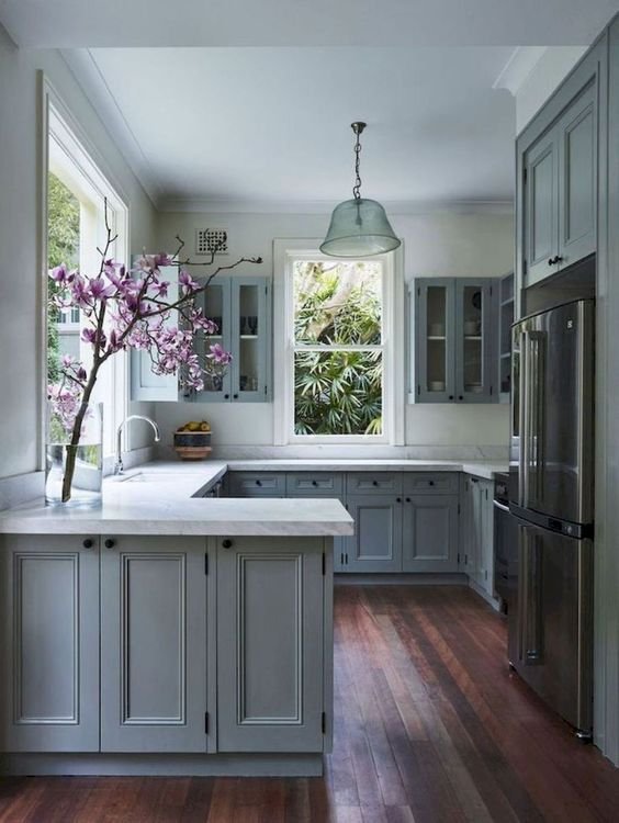 Gray Kitchen Ideas 20