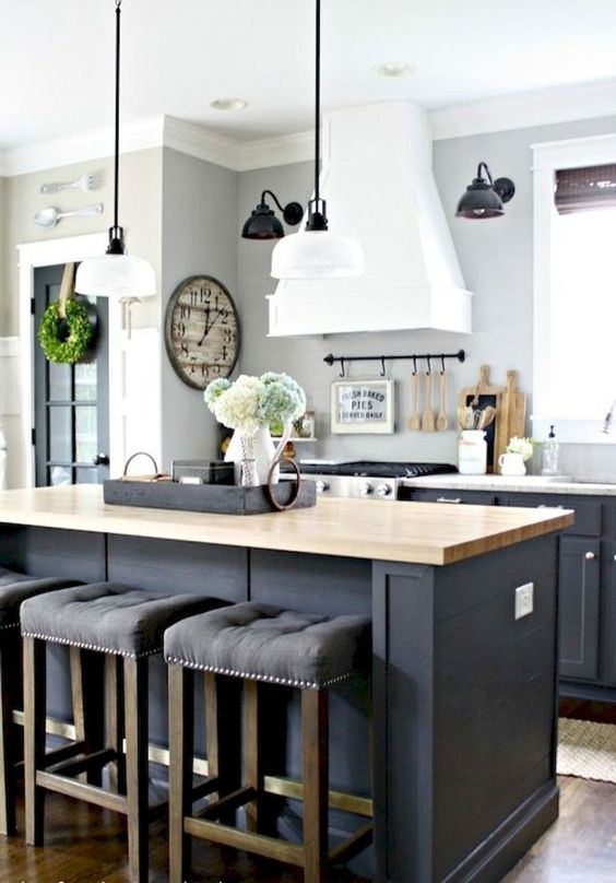 Gray Kitchen Ideas 7