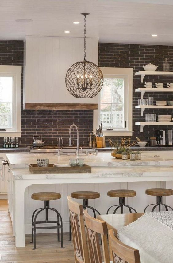 Gray Kitchen Ideas: Catchy Chic Decor