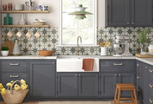 Gray Kitchen Ideas feature
