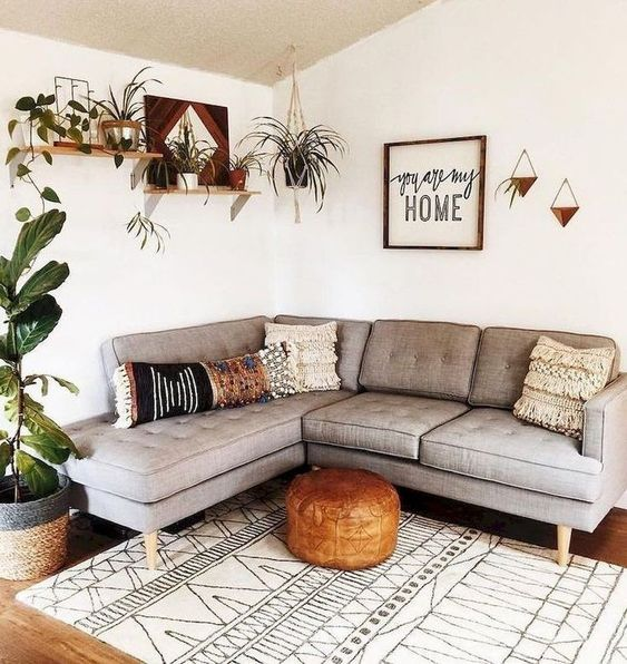 Living Room on a Budget Ideas 25