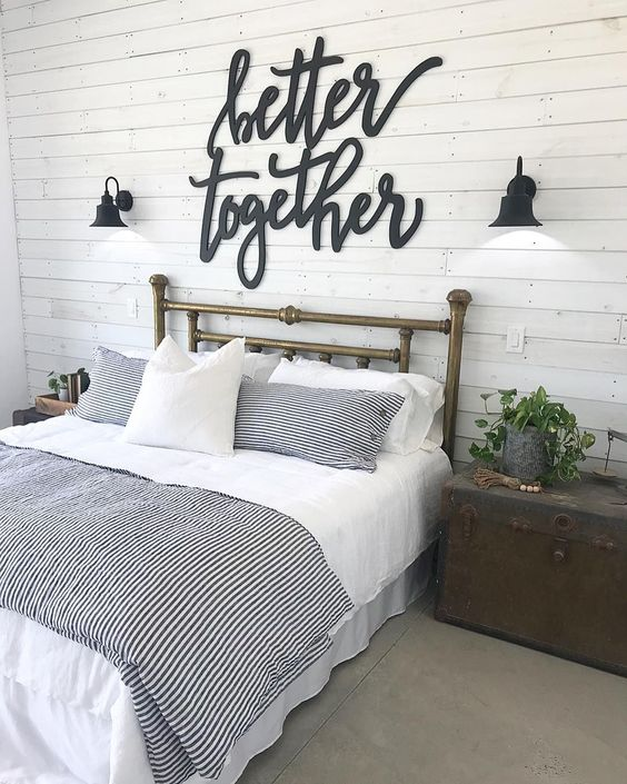 farmhouse bedroom ideas 13