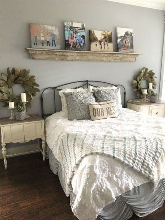 farmhouse bedroom ideas 14