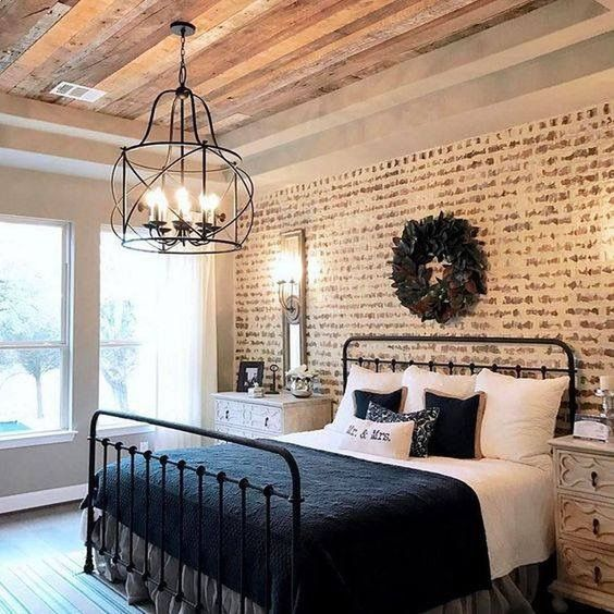 Farmhouse Bedroom Ideas: Superb Rustic Decor