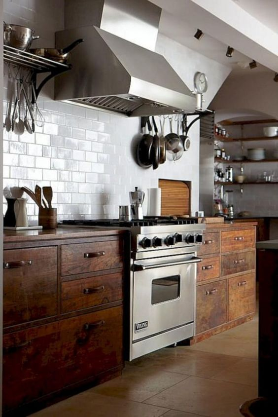 industrial kitchen ideas 12