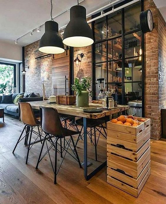 industrial kitchen ideas 13