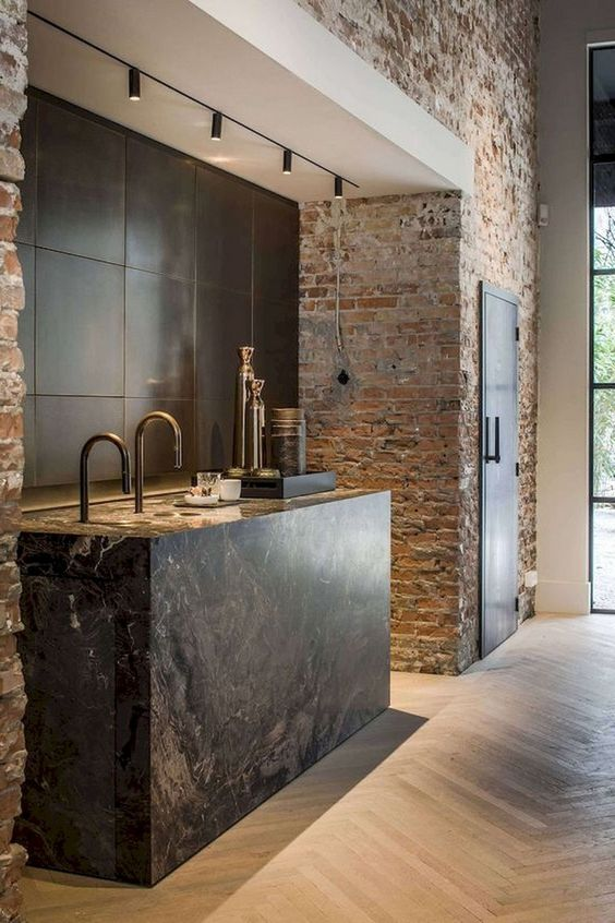 industrial kitchen ideas 14