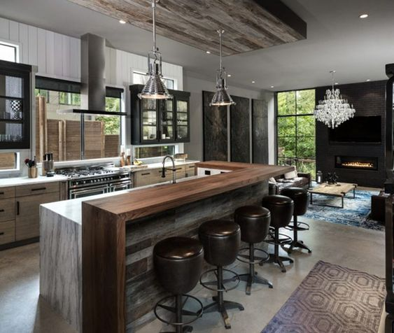 industrial kitchen ideas 18