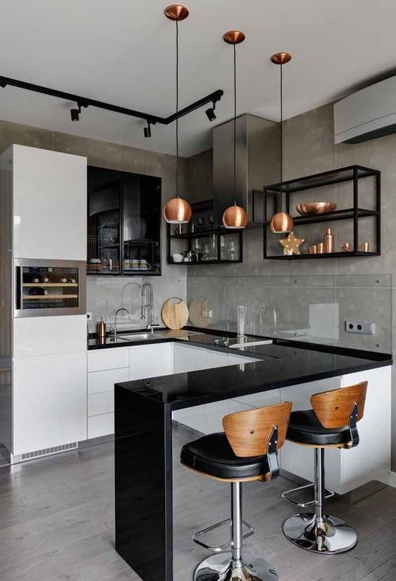 Industrial Kitchen Ideas: Stylish Neutral Decor