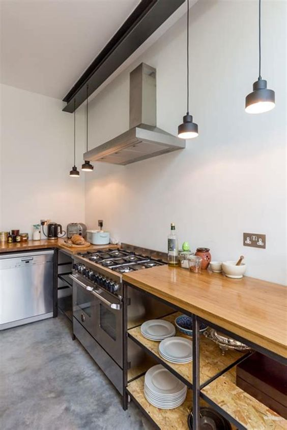 industrial kitchen ideas 9