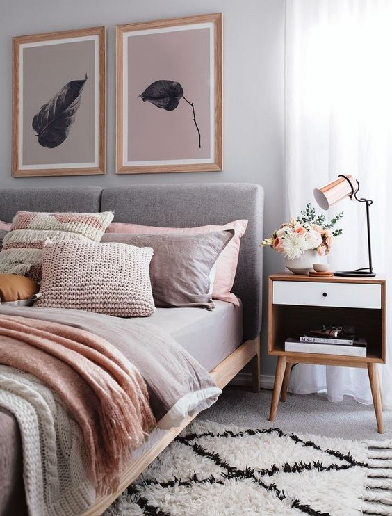 Neutral Bedroom Ideas: Girly Neutral Decor