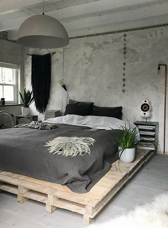 Neutral Bedroom Ideas: Gorgeous Rustic Decor