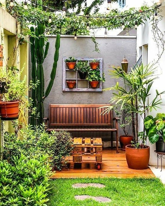 Small Patio Ideas: 21+ Simple Designs on a Budget ... on Small Outdoor Patio Ideas id=98196