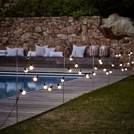Backyard Lighting Ideas 20