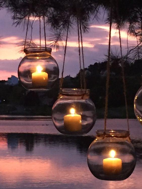 Backyard Lighting Ideas 6