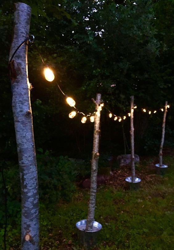 Backyard Lighting Ideas 8