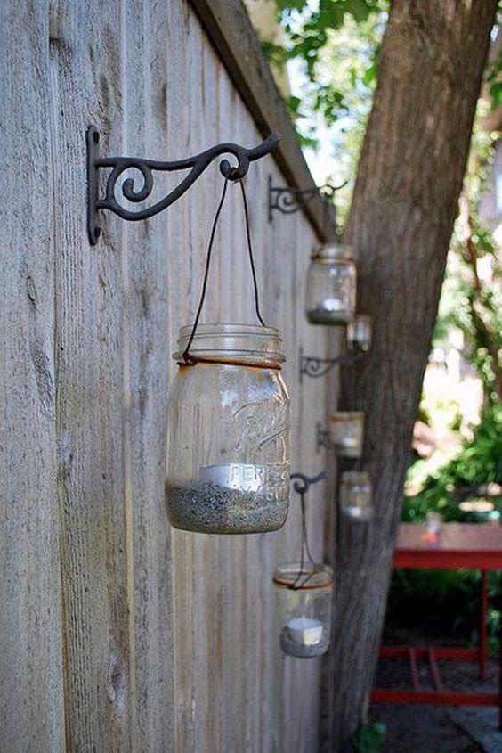 Backyard Lighting Ideas 9